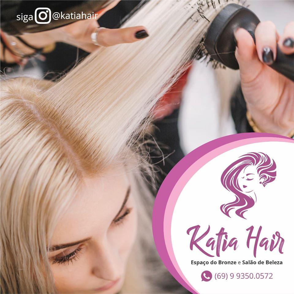 Cabelo e estética – Kátia Hair
